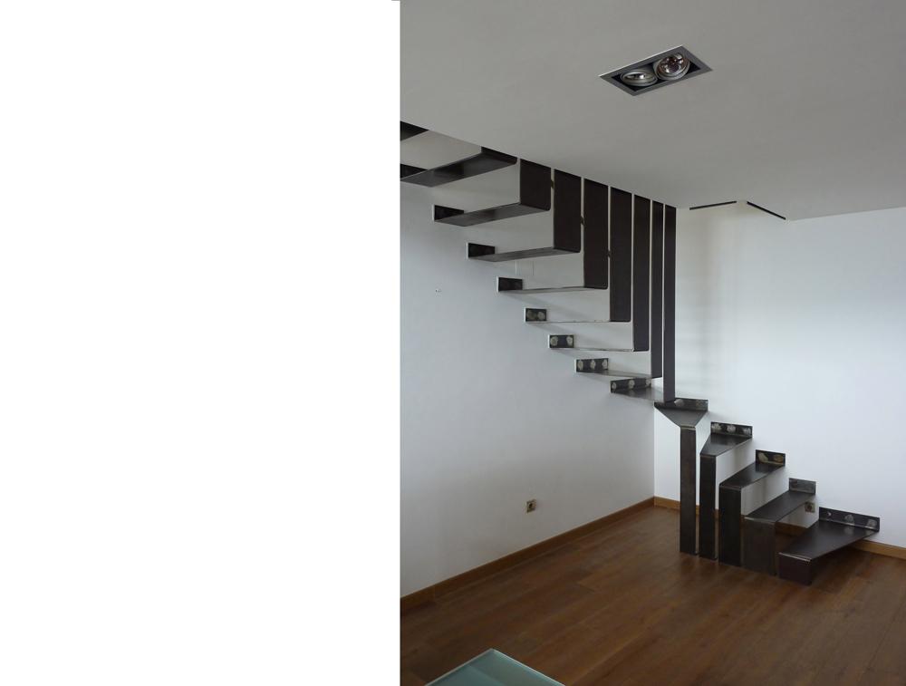 Ignacio Vidal Arquitectura | ESCALERA L